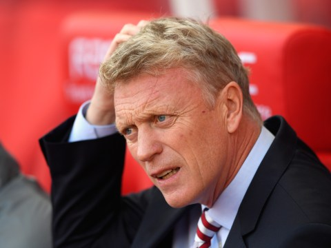 David Moyes backed to 'build for the future' at Sunderland by club CEO