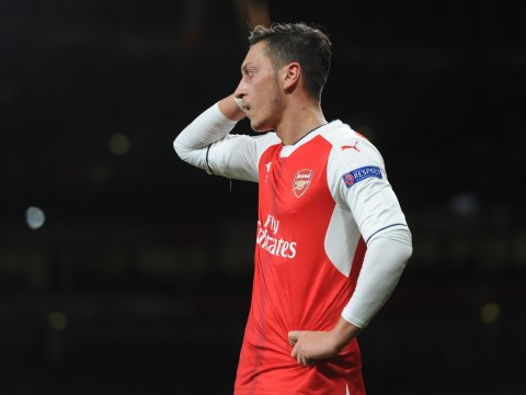 Rio Ferdinand tells Arsenal and Mesut Ozil to concentrate on winning a trophy rather than taking pictures after 6-0 win over Ludogorets