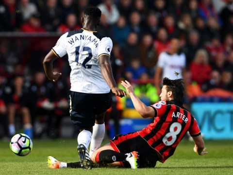 Bournemouth 0-0 Tottenham Player Ratings: Vincent Janssen disappoints again as Harry Arter and Victor Wanyama shine
