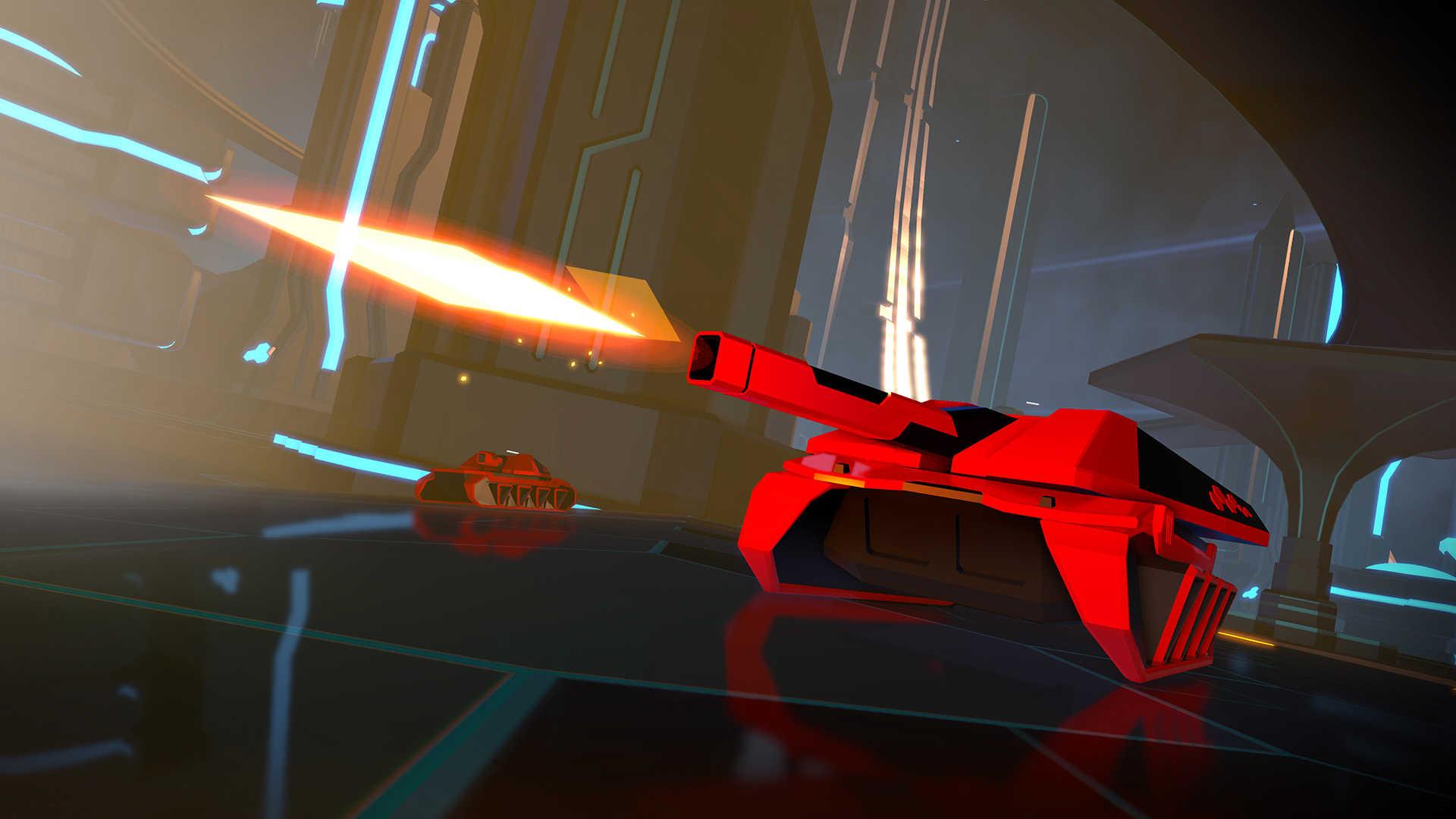 Battlezone (PSVR) - cutting edge retro