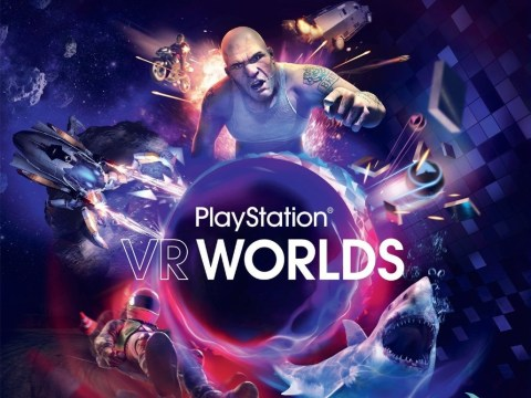 PlayStation VR Worlds review – virtual compendium