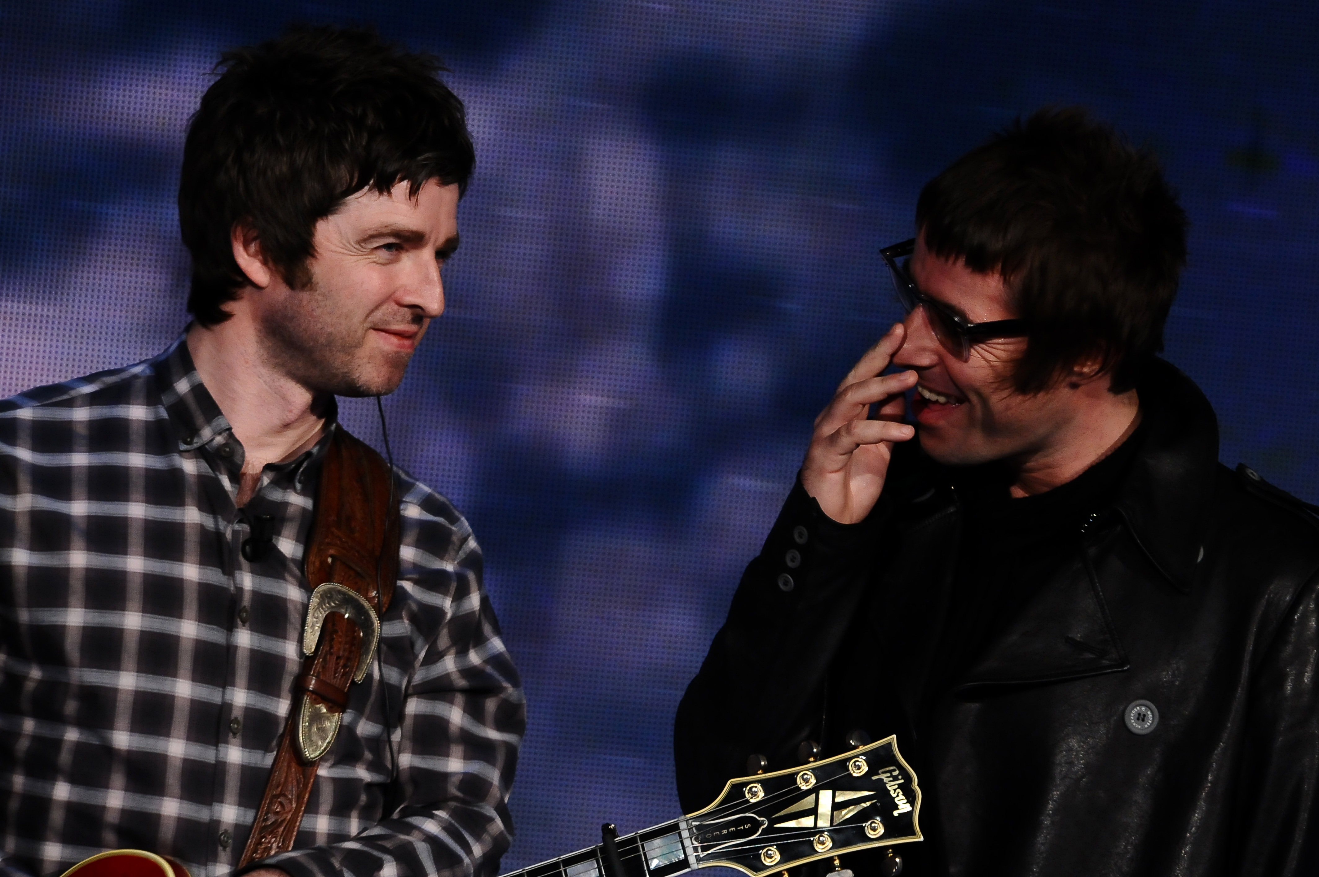 The harshest burns from warring Oasis brothers Liam and Noel Gallagher