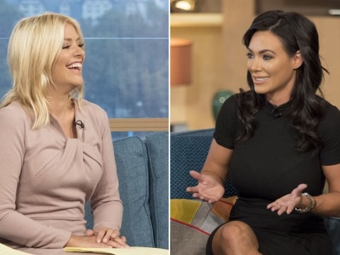 Holly Willoughby called a 'dumb blonde' on This Morning during Essex girl debate