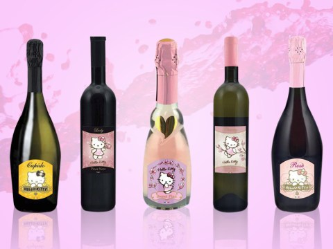 We tasted a load of Hello Kitty wines so you don't have to
