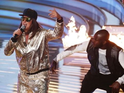 Honey G is already planning a duet with Missy Elliott for The X Factor final (because she ain't going anywhere)