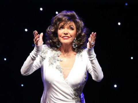REVIEW: Dame Joan Collins is effortlessly charming and endlessly fascinating on her Unscripted tour