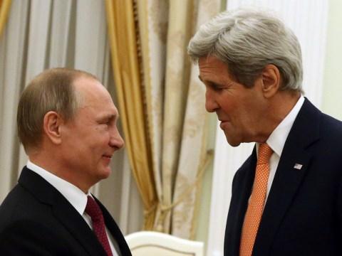 Russian spies 'slipped date rape drugs in US diplomats' drinks'