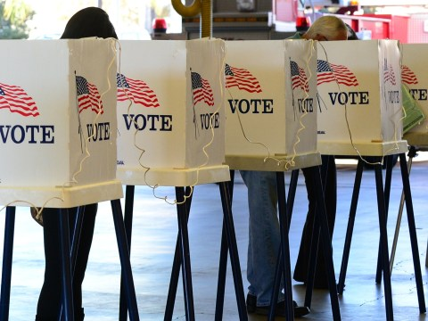 When do the US mid-term election results come out?