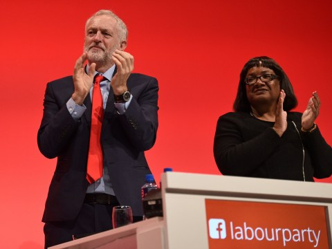 Jeremy Corbyn appoints Diane Abbott as shadow home secretary