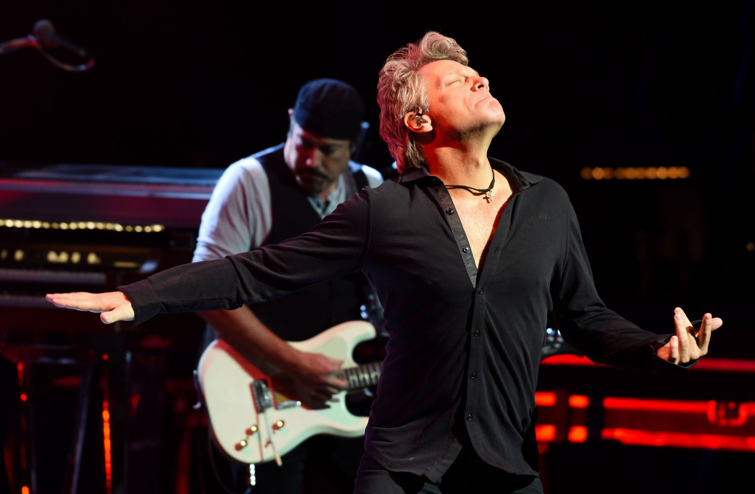 Bon Jovi return gloriously with most honest album yet, played in front of a 2,000 strong audience