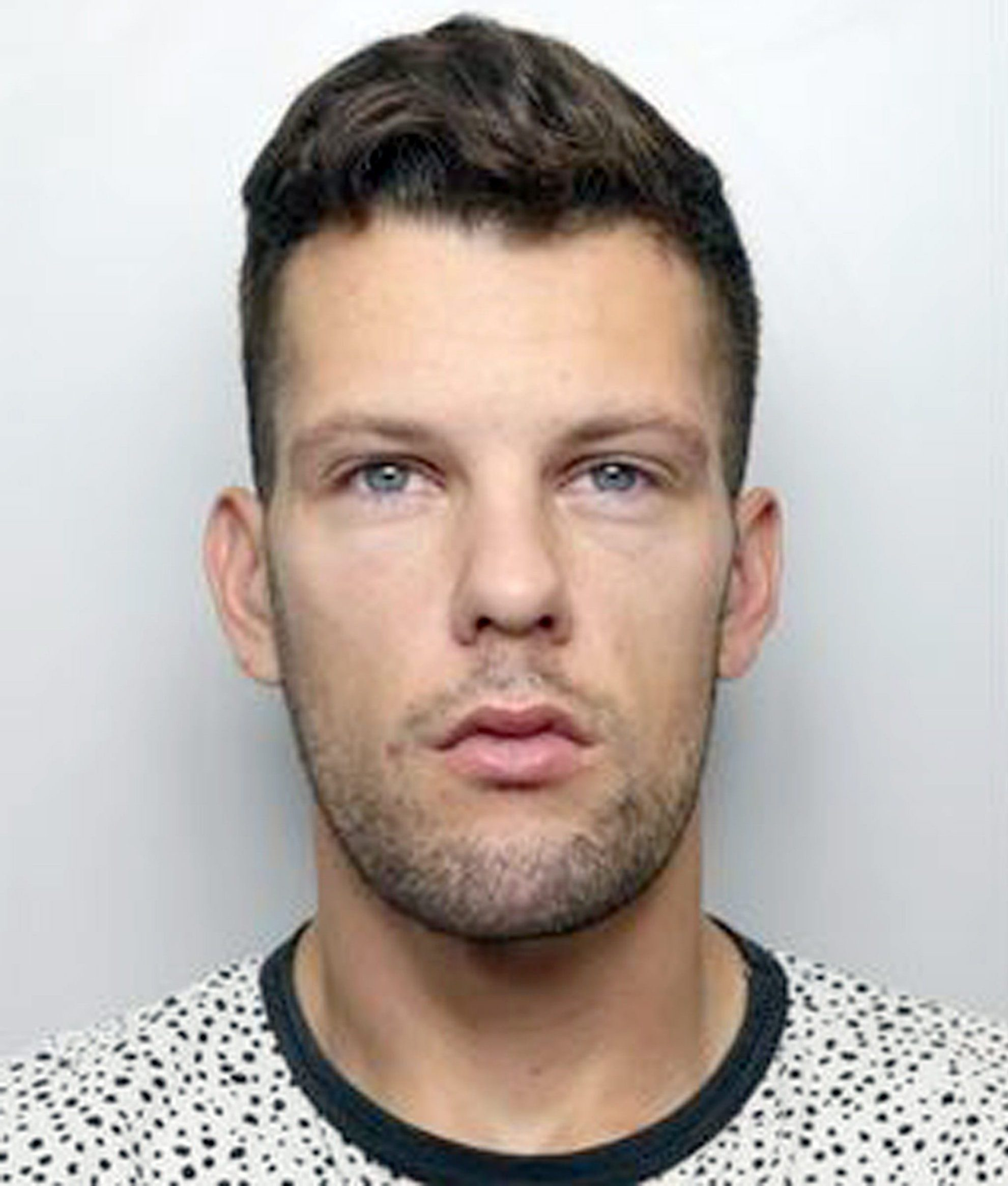 INS News Agency Ltd 13/10/2016 A train passenger who accused a man of looking at his girlfriend thought he had killed someone after he deliberately ran him over after getting off the train, was starting a jail sentence today/yesterday (Thurs). William Whitehorn raced towards the man who he had argued with in a carriage after he spotted him at the train station where they both had got off the train. See copy INSwhite