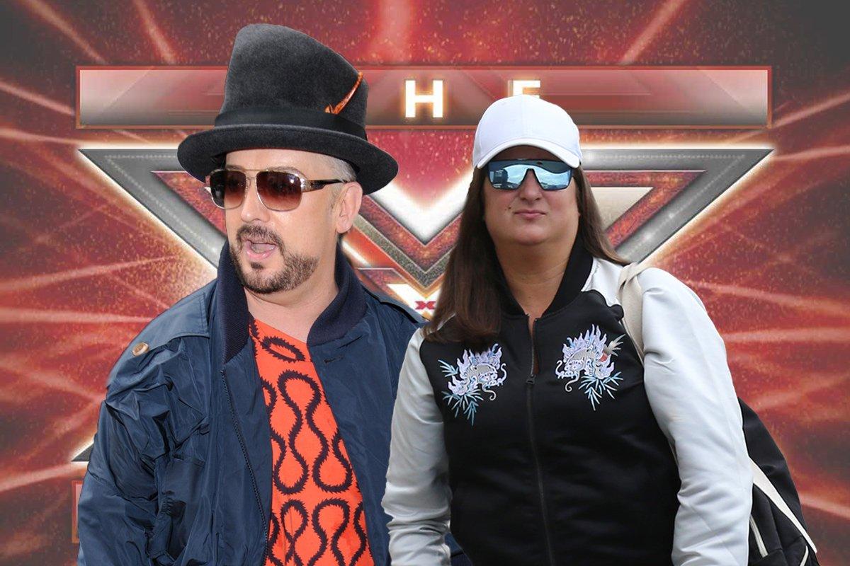 Former The Voice star Boy George slams X Factor's Honey G as 'a joke'