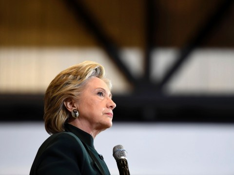 Hillary Clinton's campaign HQ evacuated after white substance found