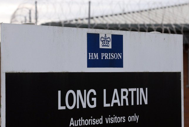EVESHAM, UNITED KINGDOM - NOVEMBER 13: A general view of the signs for the prison HMP Long Lartin that was holding Abu Qatada near Evesham on November 13, 2012 in Worcestershire, England. Abu Qatada was released on bail, having won his appeal against deportation claiming he would not get a fair trial in Jordan, where he is accused of plotting bomb attacks. (Photo by Matt Cardy/Getty Images)
