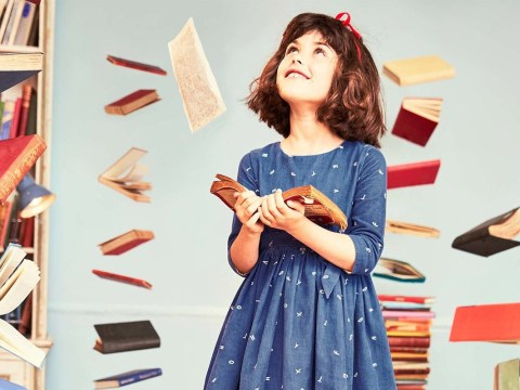 There's now a Roald Dahl-inspired clothing range for kids – and we're so jealous
