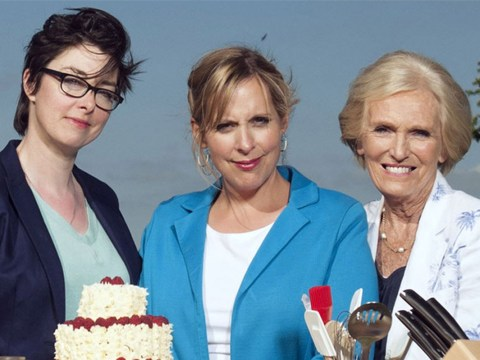 It's official: Mary Berry will work with Mel and Sue now Great British Bake Off on the BBC is over forever