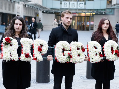 People have held a funeral for The Great British Bake Off after the final on BBC
