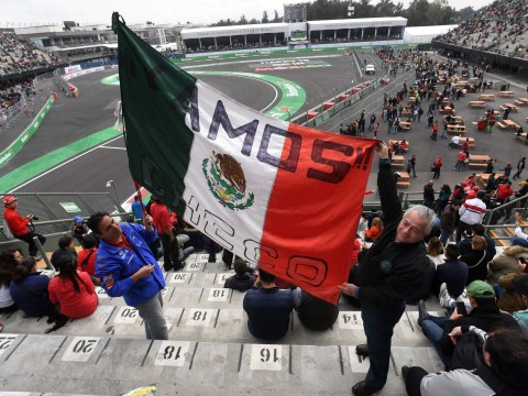 Mercedes team member robbed at gunpoint ahead of Mexico Grand Prix