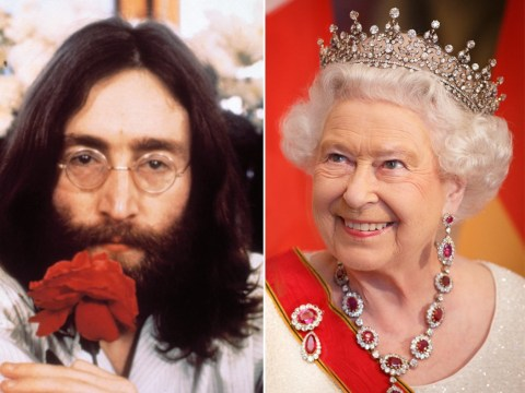 A sassy letter from John Lennon to the Queen has been discovered