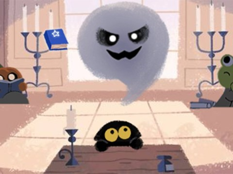 Google's Halloween game is the most addictive Doodle in donkey's years