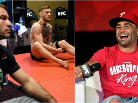 Conor McGregor needed a serious confidence boost before his UFC 178 fight, claims Eddie Alvarez