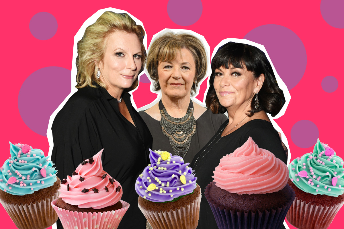 This is NOT the new line-up for GBBO, according to Channel 4 (Picture: PA/Getty)