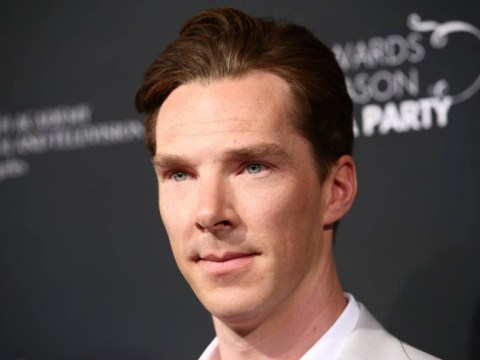 Benedict Cumberbatch got smashed on a night out with Stephen Hawking
