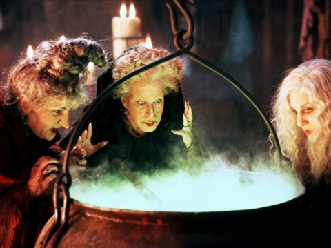 14 things you probably didn't know about Hocus Pocus