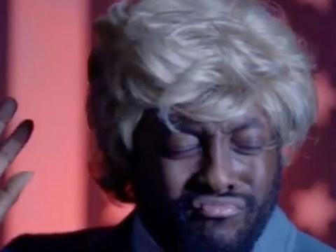 Will.i.am. takes the piss out of Donald Trump with Grab'm by the P***y video