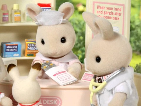 Sylvanian Families has been taken to a dark, dark place