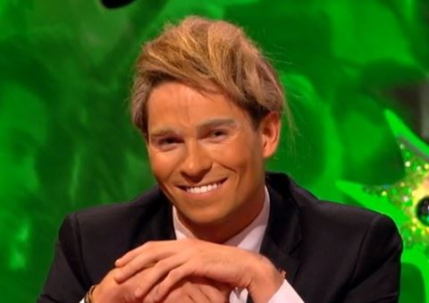 Celebrity Juice fans are loving Joey Essex dressed up as Donald Trump