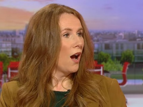 Catherine Tate left a bit 'bovvered' after BBC Breakfast's Charlie Stayt gets her catchphrase wrong