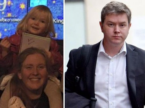 Man whose wife and daughter died in horror crash may have 'fallen asleep at wheel'