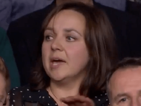 Polish woman booed on Question Time after saying she feels unwelcome in Britain