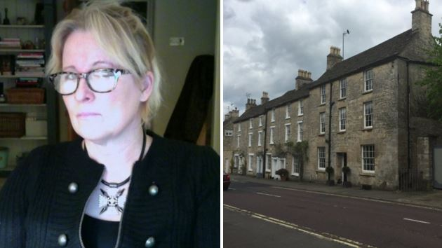 Mum-of-two died after falling into secret garden well