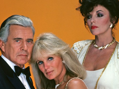 Shoulder pads at the ready! 80s supersoap Dynasty is getting a reboot