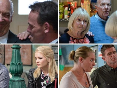 EastEnders Cokers exit, Steven Beale secret and Aunt Babe showdown: 10 spoilers coming up