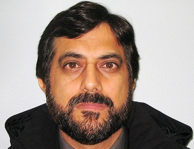 Undated handout photo issued by the Metropolitan Police of Fake Sheikh Mazher Mahmood, who along with his driver Alan Smith have been found guilty at the Old Bailey in London, of conspiring to pervert the course of justice in the case of pop star Tulisa Contostavlos. PRESS ASSOCIATION Photo. Issue date: Wednesday October 5, 2016. See PA story COURTS Missing. Photo credit should read: Metropolitan Police/PA Wire NOTE TO EDITORS: This handout photo may only be used in for editorial reporting purposes for the contemporaneous illustration of events, things or the people in the image or facts mentioned in the caption. Reuse of the picture may require further permission from the copyright holder.