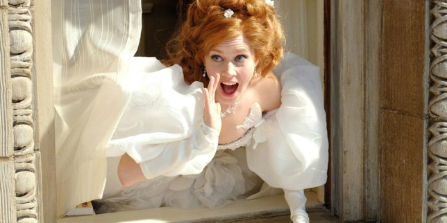 Amy Adams is expected to return in the sequel to Enchanted (Picture: Disney)