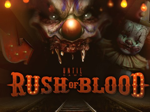 Until Dawn: Rush Of Blood review – taken for a ride