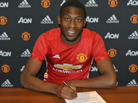 Manchester United star Timothy Fosu-Mensah signs new contract