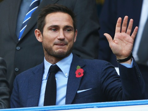 Arsenal legend Patrick Vieira has a 'huge future' in management, says Chelsea icon Frank Lampard