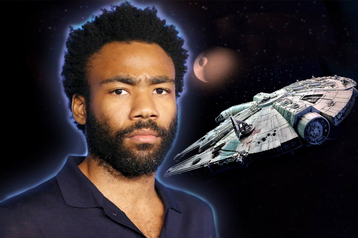 Donald Glover has been cast in the upcoming Star Wars Han Solo spin-off (Picture: Getty)