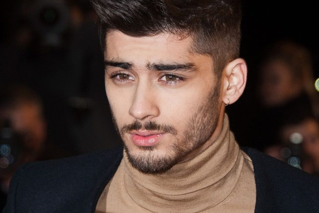 Zayn Malik has revealed he decided to quit One Direction just before performing in Hong Kong (Picture: Francois G. Durand/Getty Images)