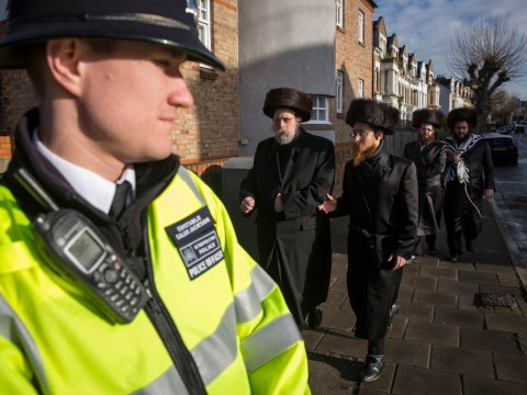 Boy, 8, beaten up in anti-Semitic attack in London
