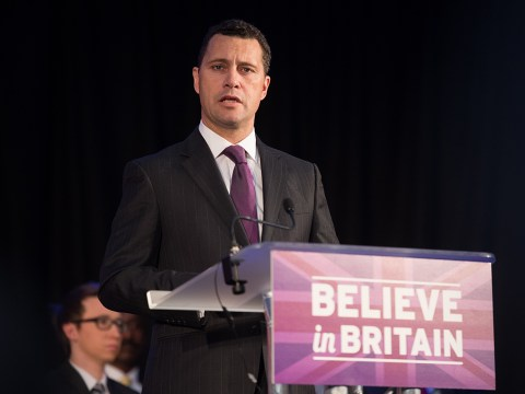 Steven Woolfe quits Ukip because party is in a 'death spiral'