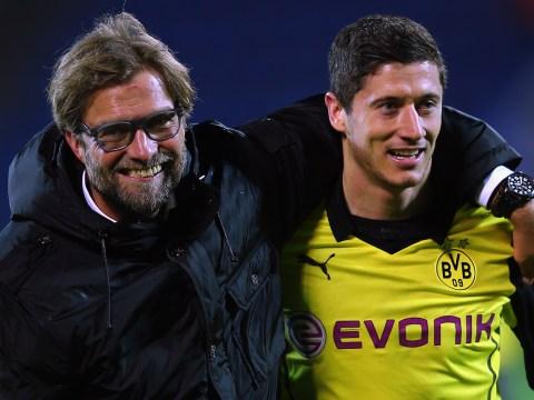 Robert Lewandowski backs Liverpool and Jurgen Klopp for Premier League title