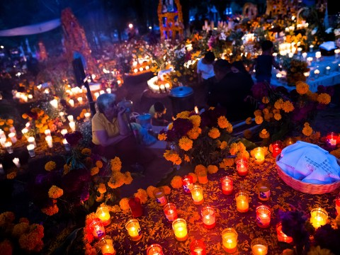 When is the Day Of The Dead and why is it celebrated?
