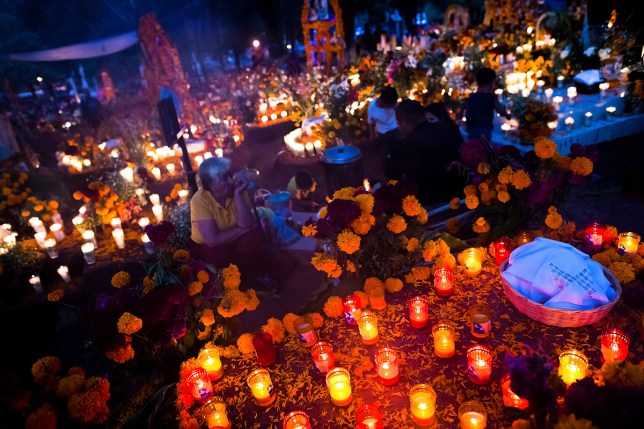 When is the Day Of The Dead and why is it celebrated