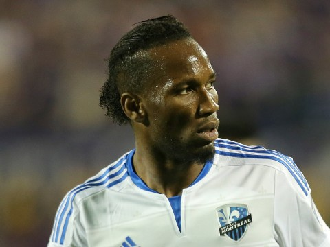 Didier Drogba refuses to play for Montreal Impact